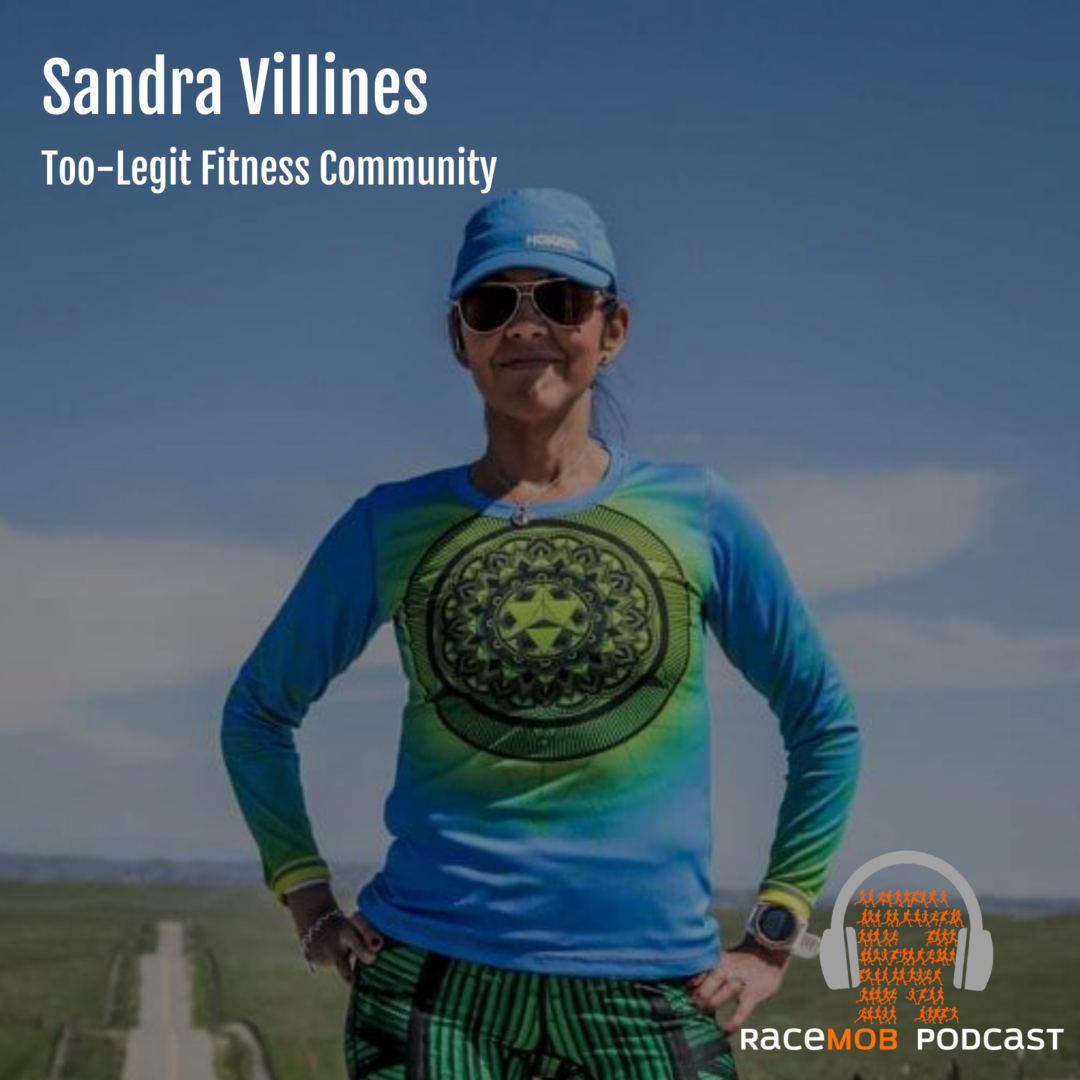 This World Record Holder's Incredible Story from Overweight to Ultramarathon Champ with Sandra Villines