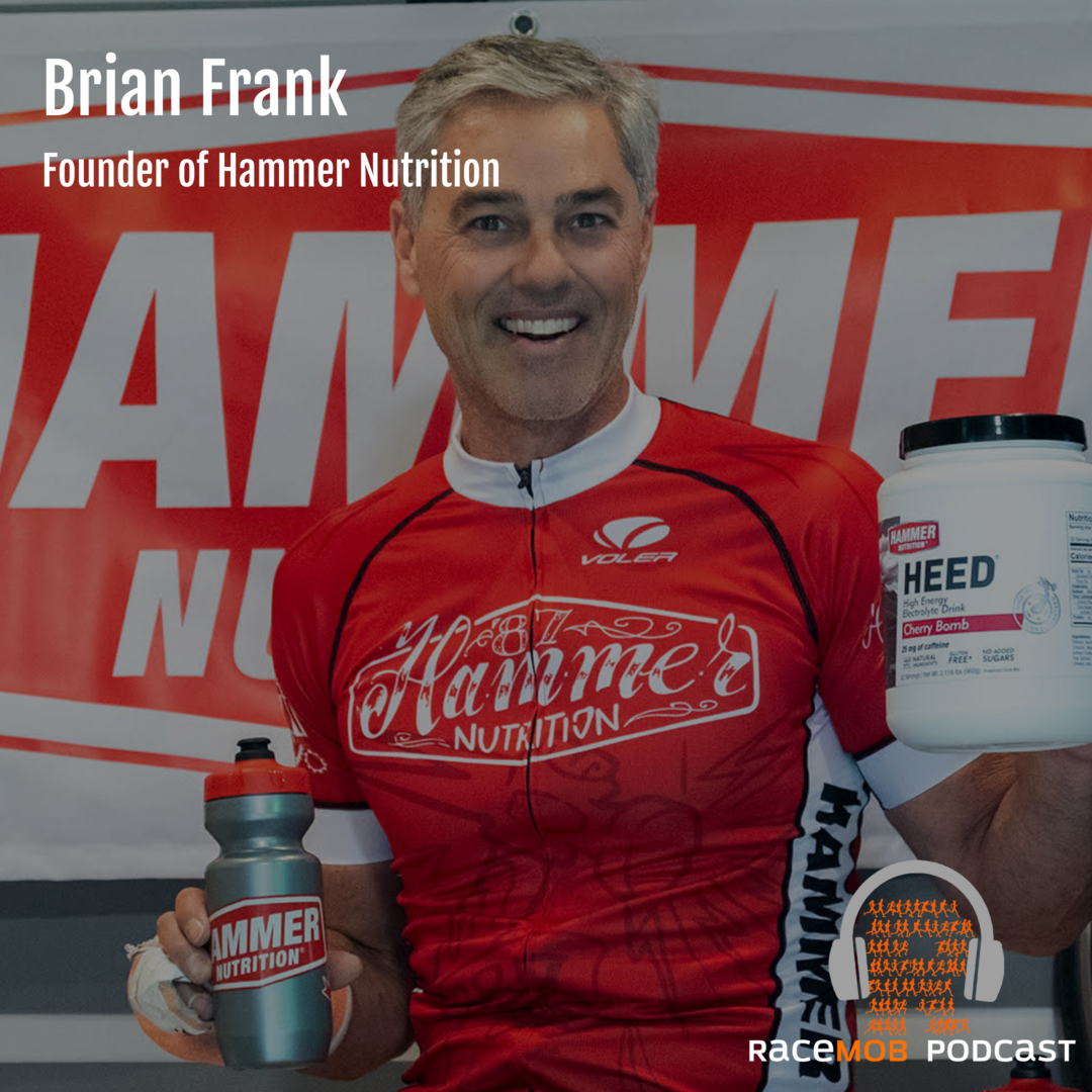 Hammering Down Your Hydration Plan with Hammer Nutrition Founder Brian Frank