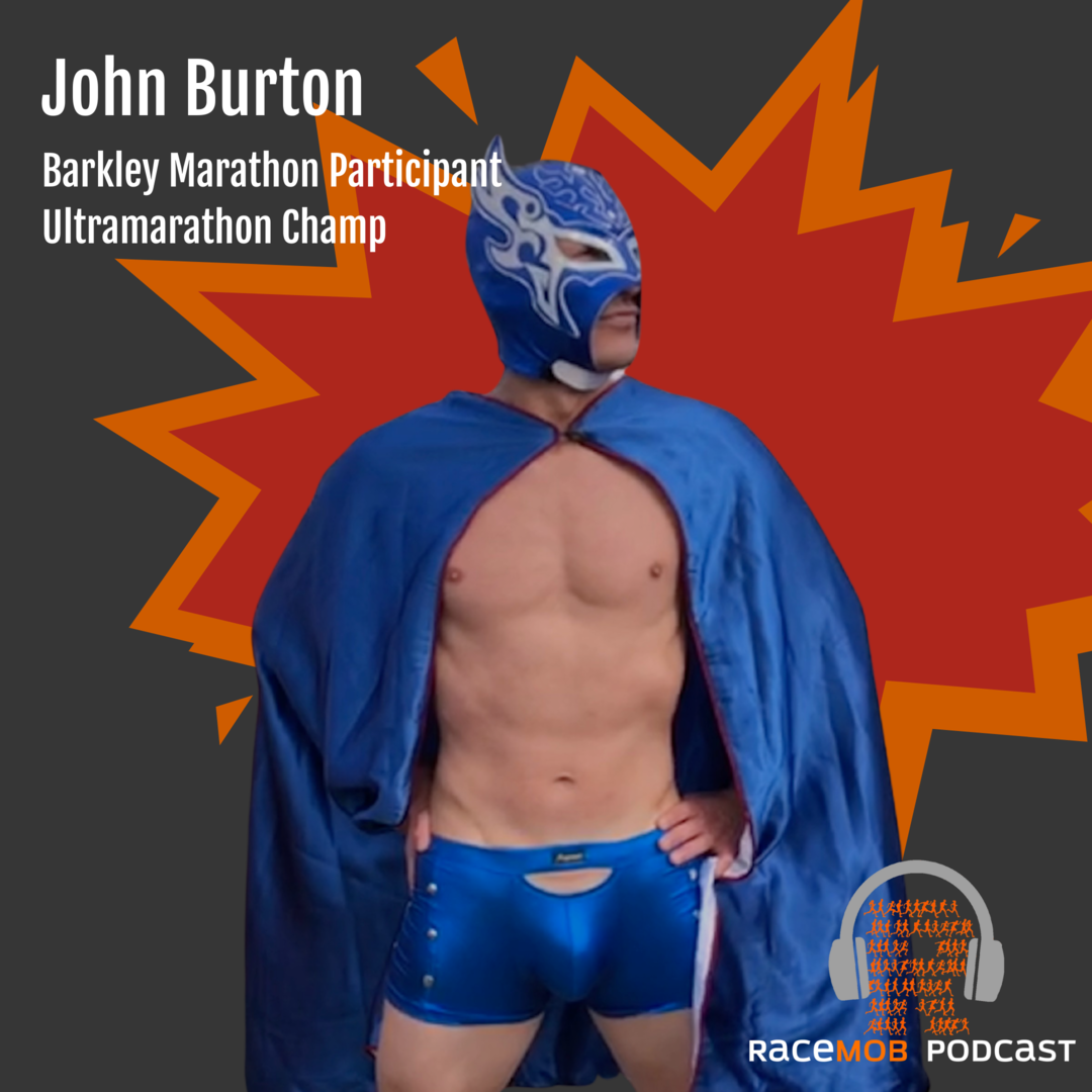 It's Not All About Winning - Racing for the Line, Racing for Time and Learning from defeat with John Burton