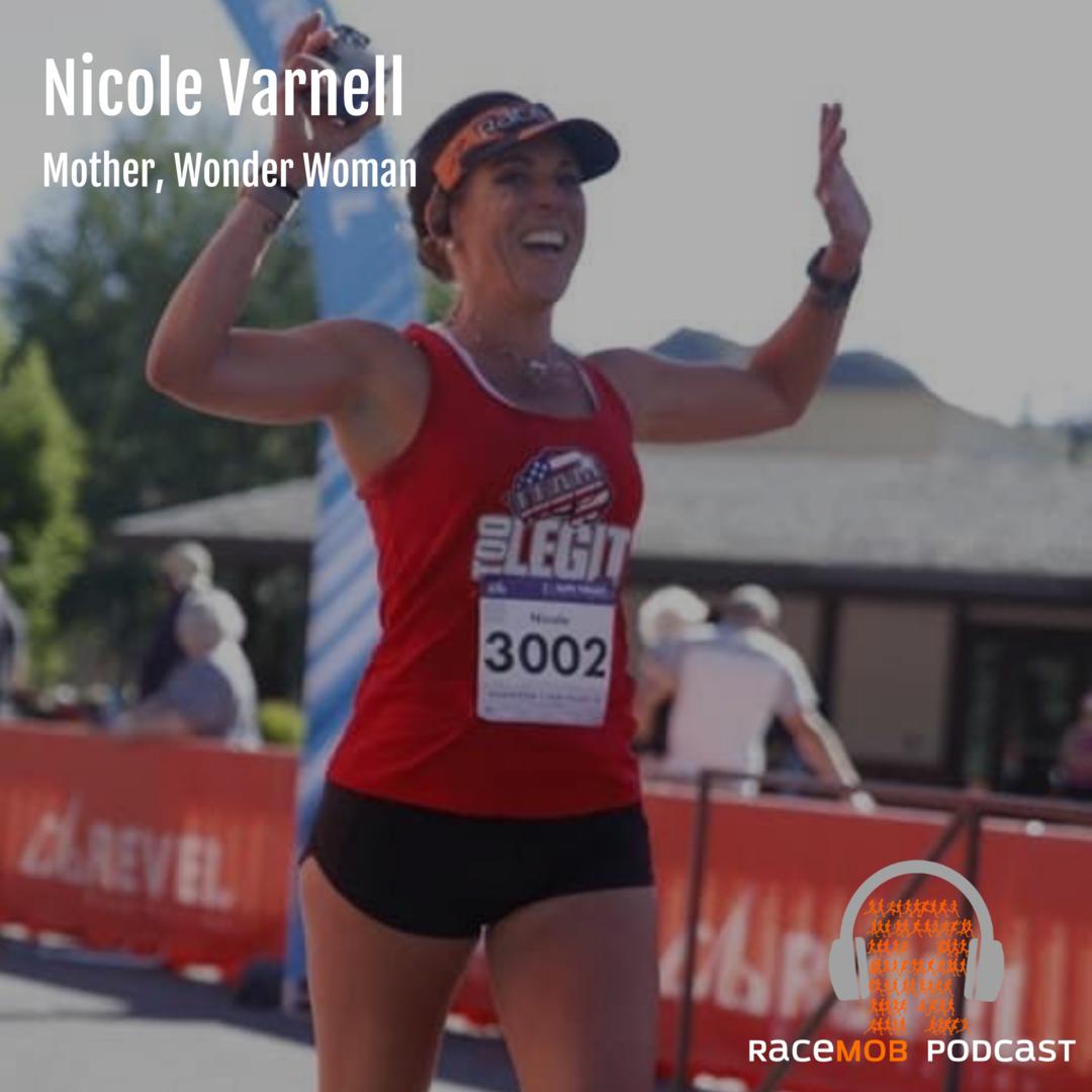 Wonder Woman Nicole Shehadi Varnell on Motherhood, Breast Cancer, and Crushing PRs