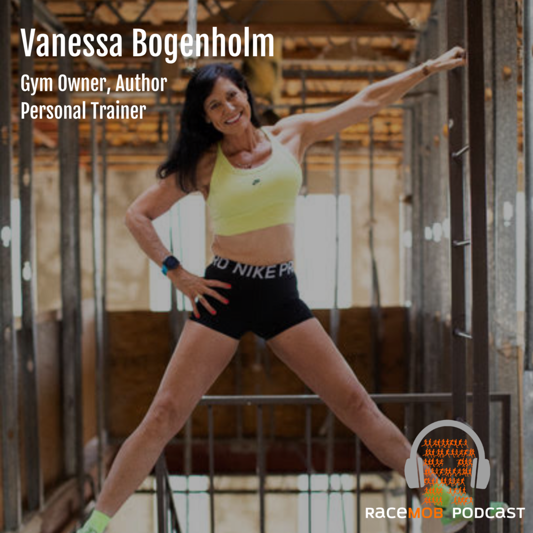 Overcoming Obstacles and Loving Your Body - with Gym Owner, Author, and Personal Trainer Vanessa Bogenholm