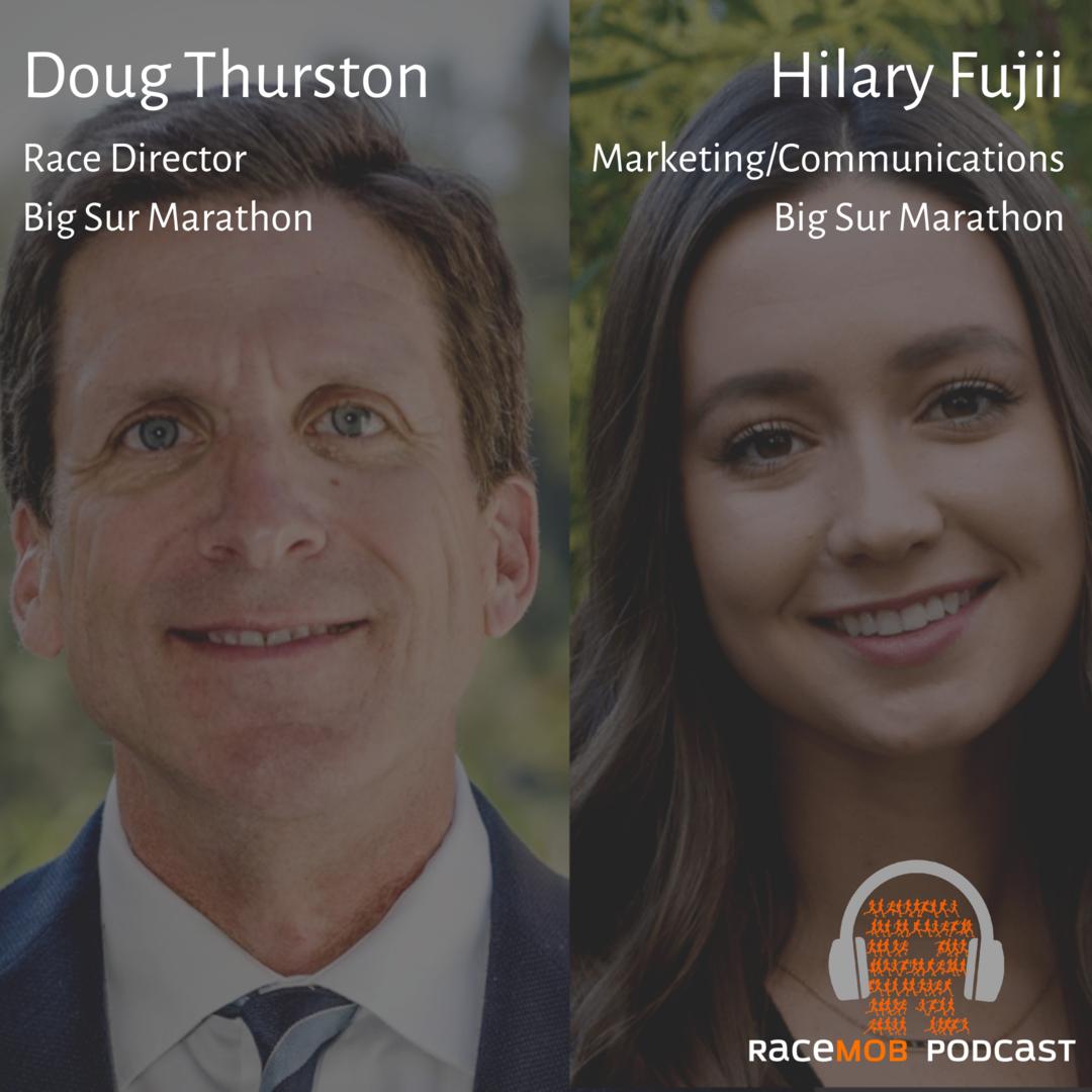 Behind the Scenes at the Big Sur Marathon