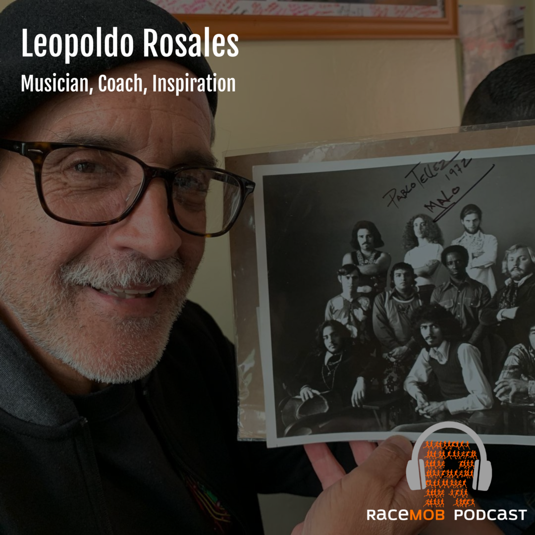RaceMob Rewind: How This Latin Star Overcame a Drug Addiction With Running with Leo Rosales