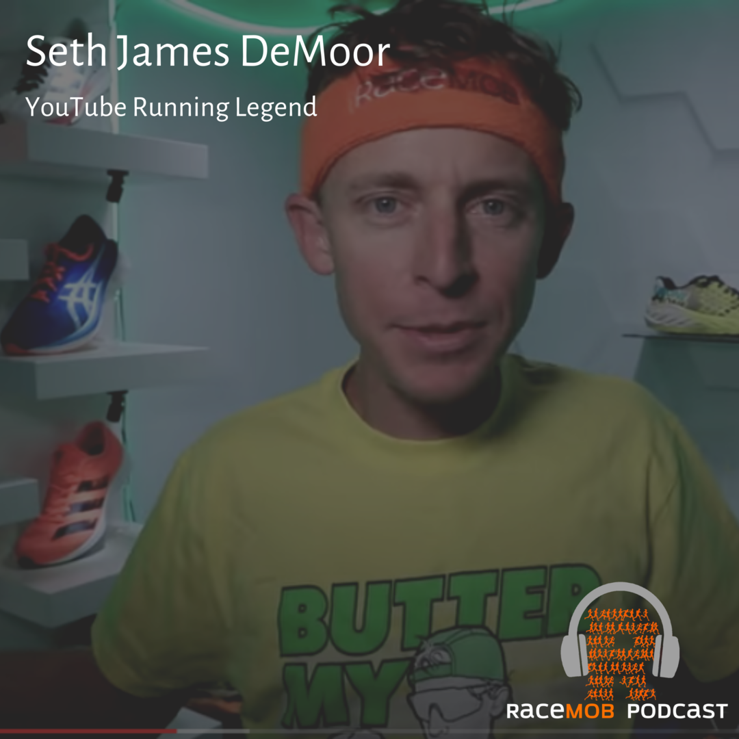 YouTube's Running Legend: Seth DeMoor Shares Training Tips, Injury Stories, and Celebrates His Recent Victory