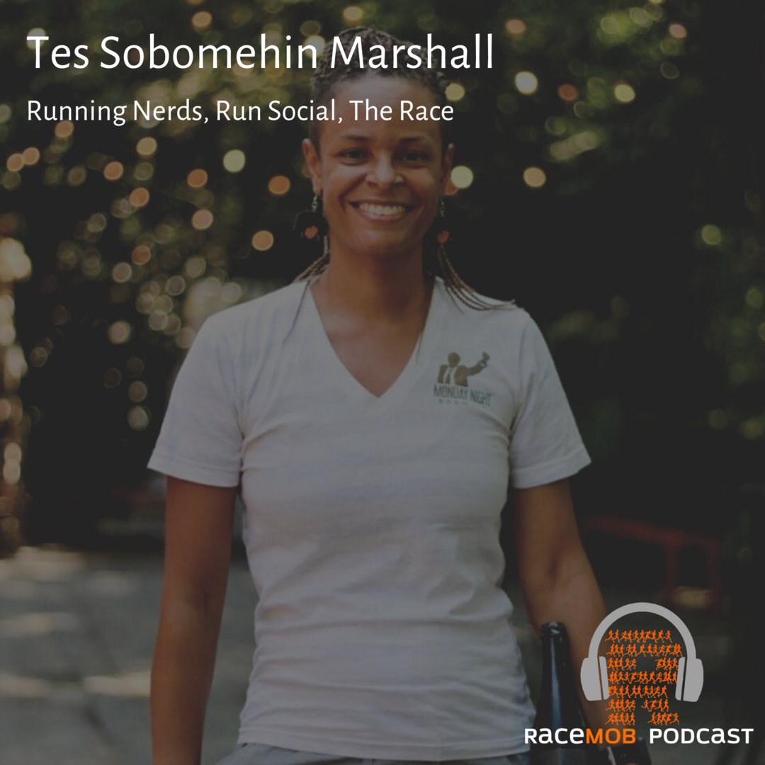 Breaking Barriers and Celebrating Black Excellence with Running - Tes Marshall