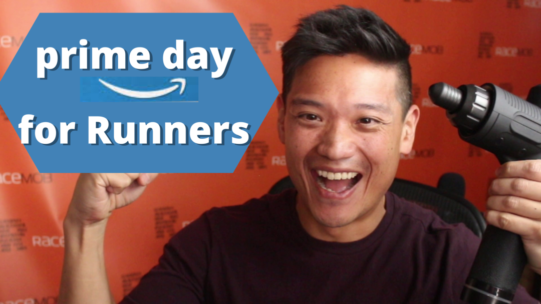 Amazon Prime Day Deals for Runners