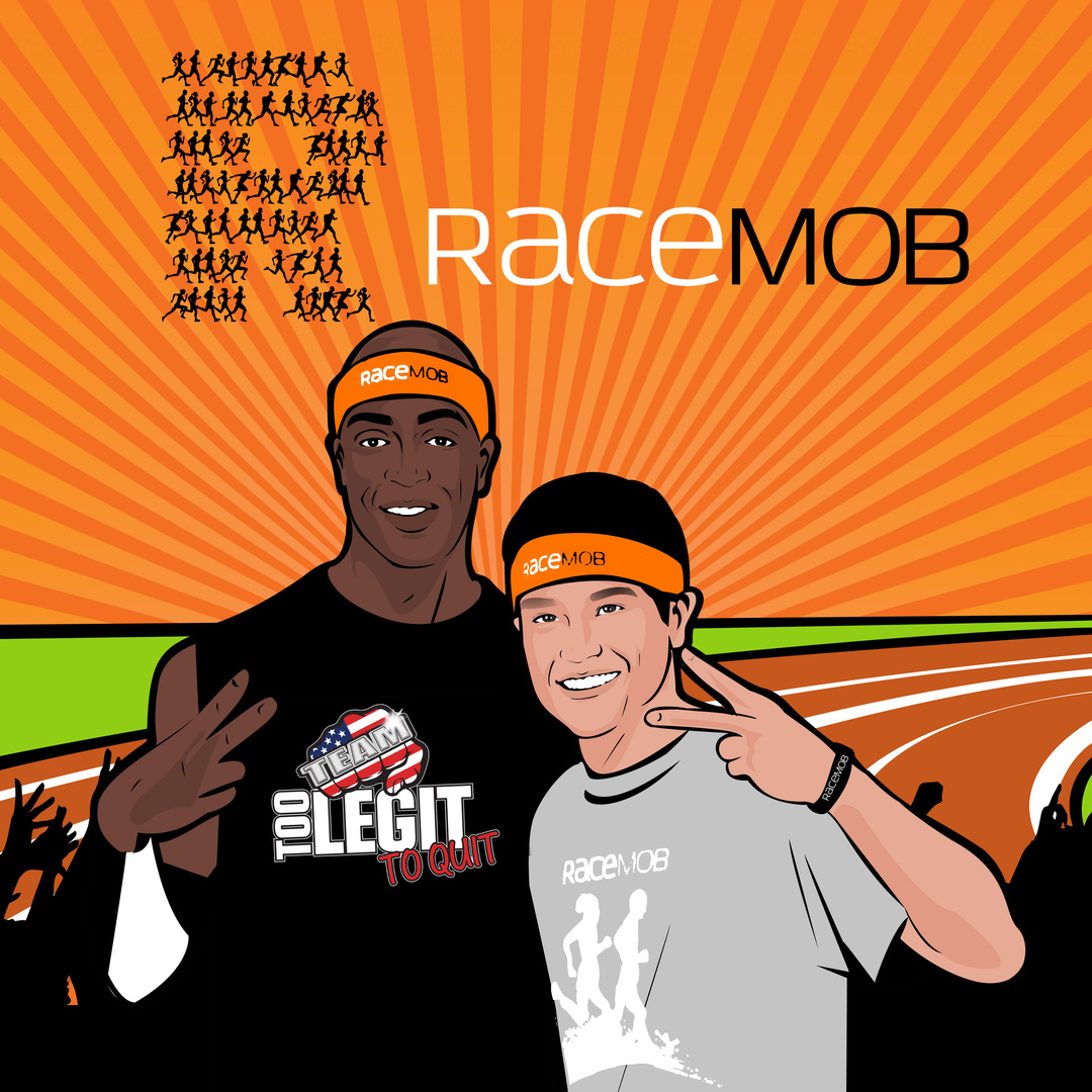 The RaceMob Podcast Launch and Giveaway