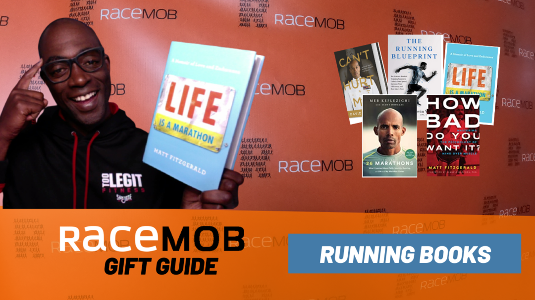 Top 5 Running Books to Give as Gifts