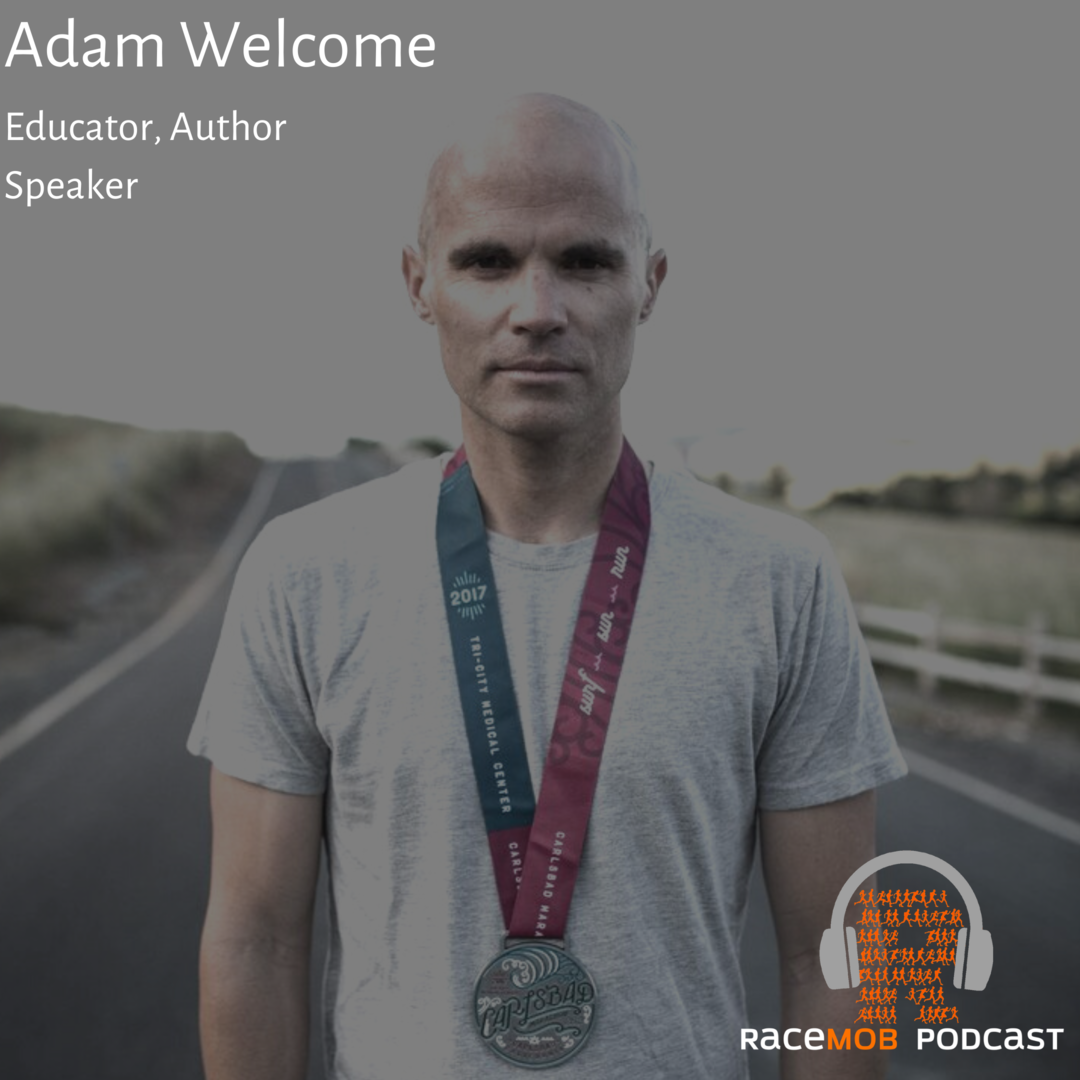 Pirates, BHAGs, and Kids (Oh My)! Educator, Speaker, and Author Adam Welcome