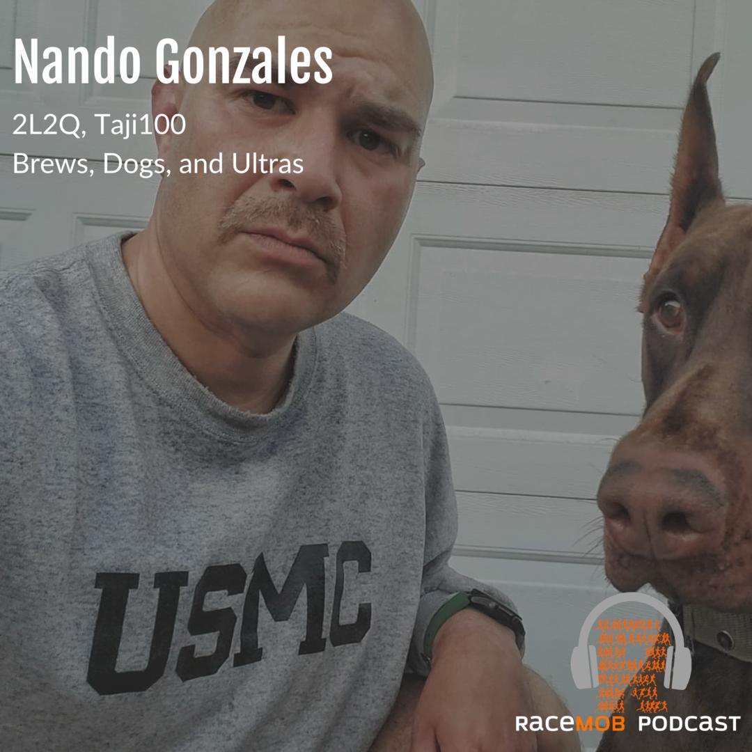Nando Gonzales - Too Legit, Taji100, Belt Buckles, Brews, and Friendship
