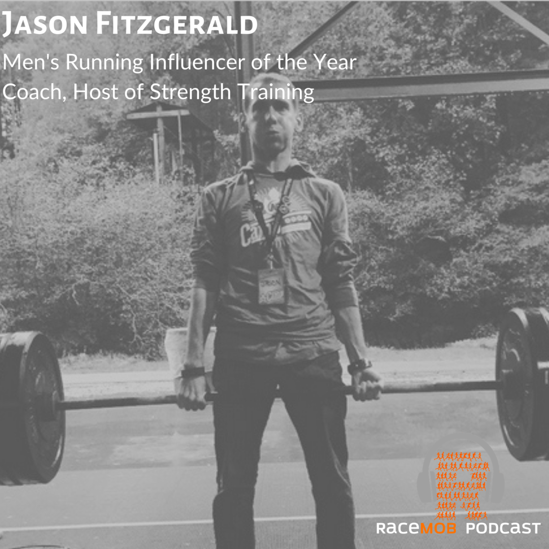 Essential Running Tips for Training, Injury Prevention, and Form with Strength Running's Jason Fitzgerald