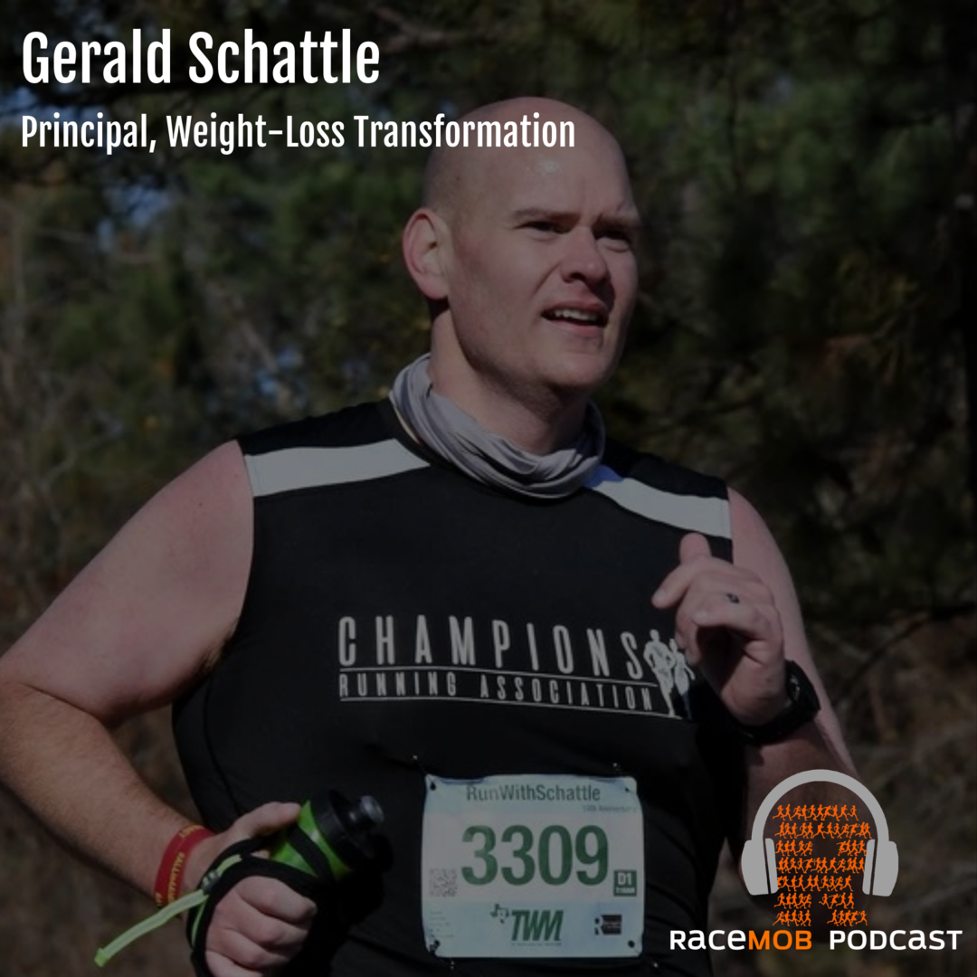 Practical Weight Loss Advice from the Principal Who Lost Over 150 lbs - with Gerald Schattle
