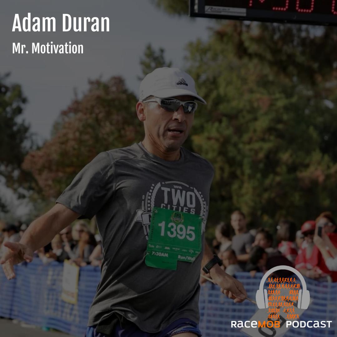 """""""Mr. Motivation"""" Ignites Your Inner Passion featuring Adam Duran"""