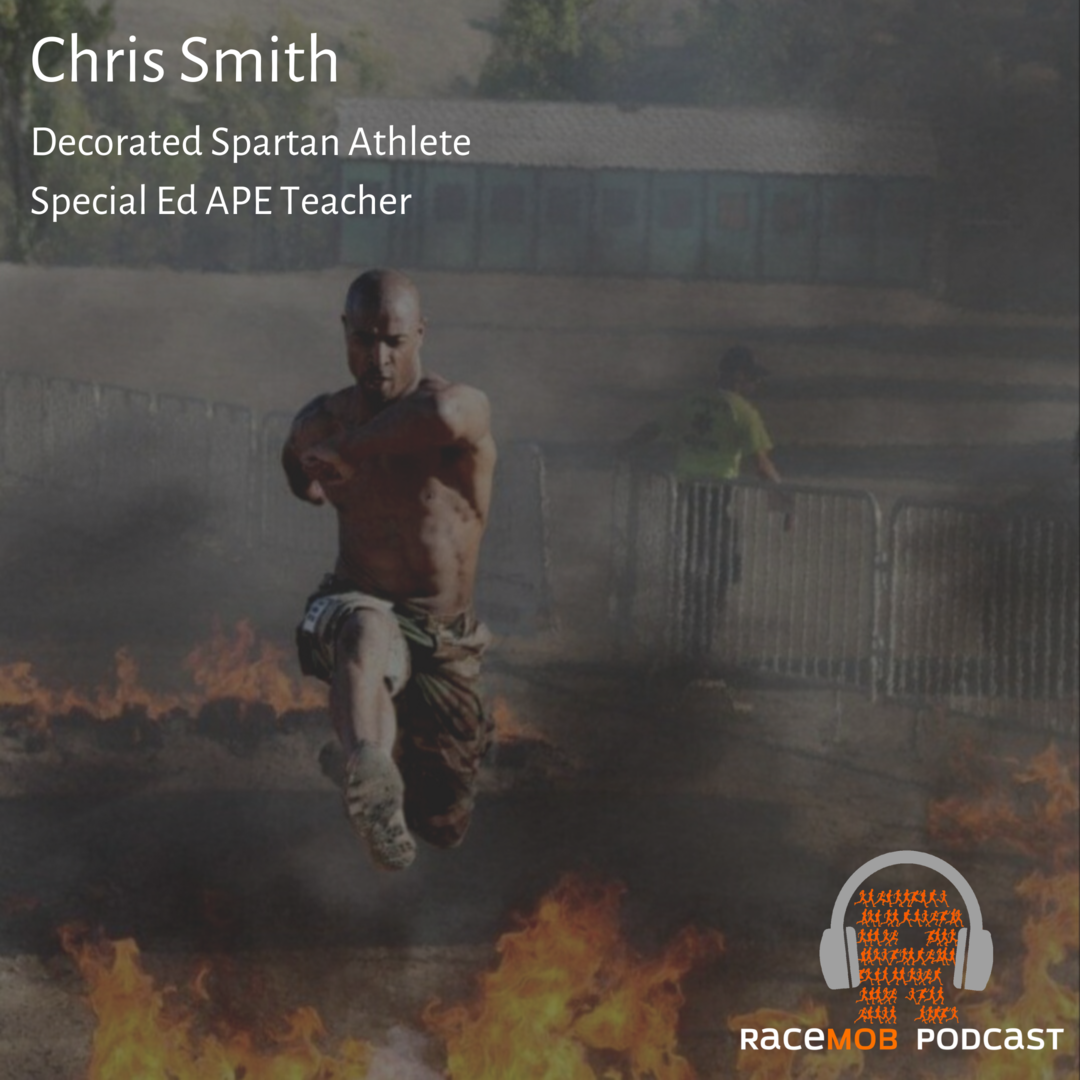 Conquering 40 Spartan Races a Year in his 50's with Chris Smith