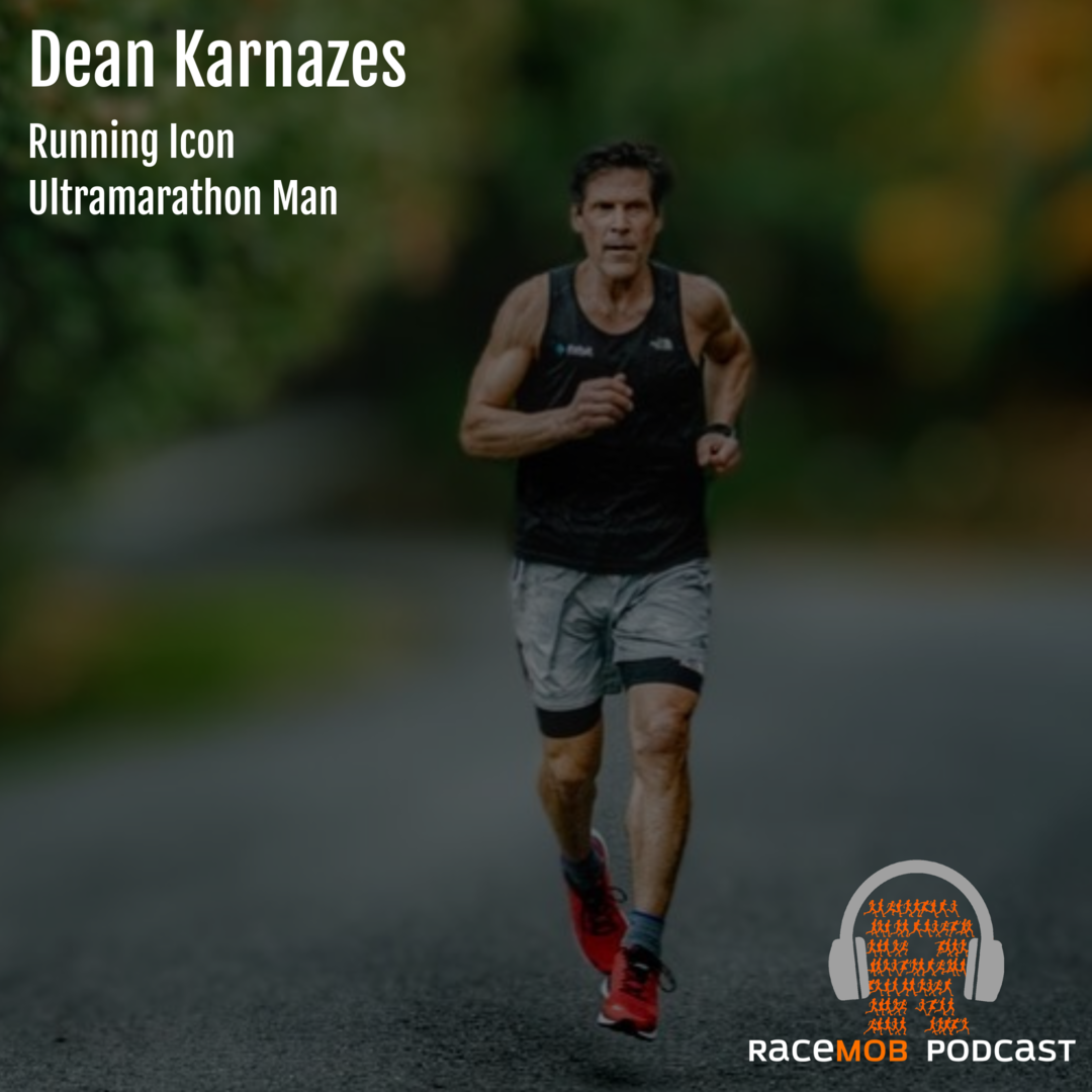 """Dean Karnazes - Running Icon and """"UltraMarathon Man"""" is Inspiring (and Freaking Funny)"""